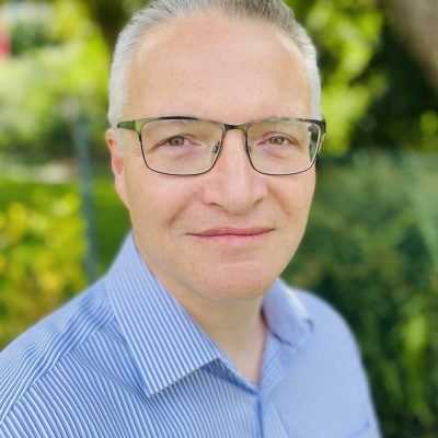 Gary Pitcairn, CSO Nanologica